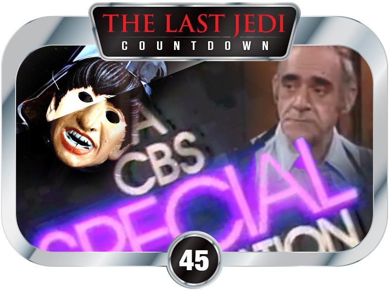 45 days to SW EP8 – What What? A Star Wars Halloween Special?