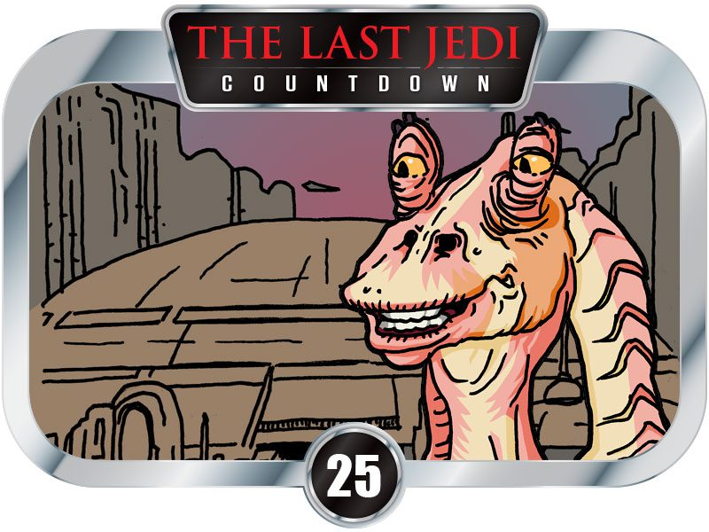 "25 Days To SW EP8 – New Comics ""Coruscant Business Stories"""