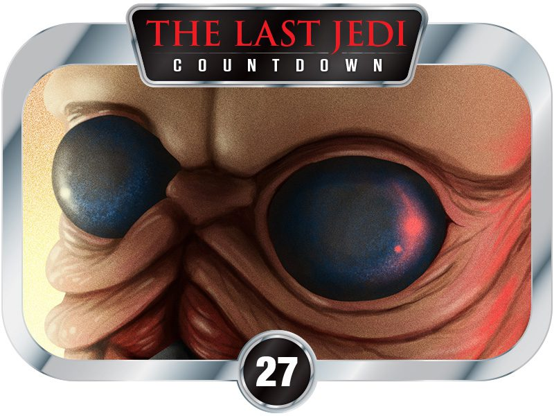 27 Days to SW EP8 – Creatures of A New Hope – Figrin D'an