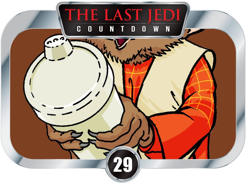 29 Days To SW EP8 – Chalmun's Cantina Sippy Cups